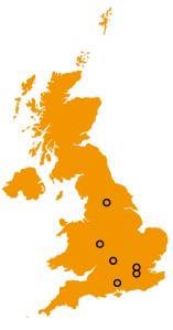 NALDIC's regional groups