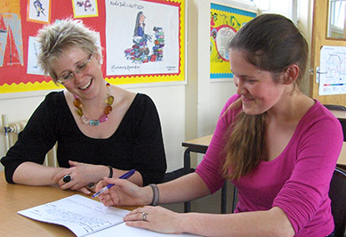 CPD Through the Power of PartnershipTeaching
