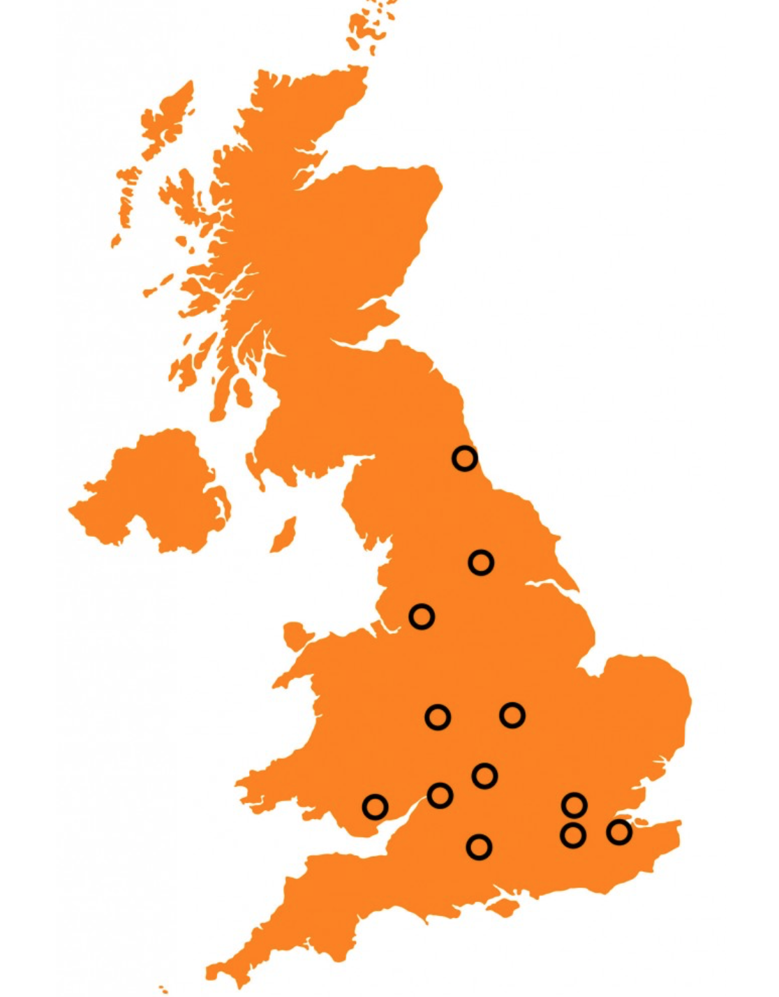 RIG Locations